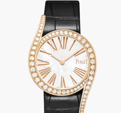Replica Piaget Limelight Gala Piaget Women Luxury Watch G0A43391 Rose Gold Diamond Mechanical Watch
