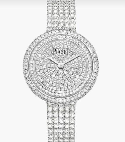 Replica Possession Piaget Luxury Watch White gold Diamond Watch G0A44083