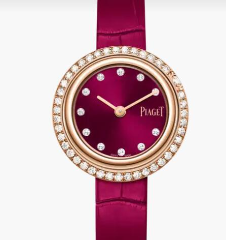 Replica Possession Piaget Luxury Watch Rose gold Diamond Watch G0A44096