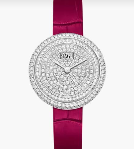 Replica Possession Piaget Luxury Watch White gold Diamond Watch G0A44298