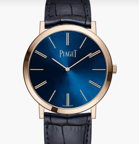 Replica Piaget Altiplano Rose Gold Mechanical Ultra-Thin Watch G0A45050