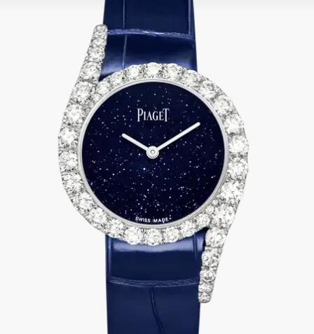 Replica Piaget Limelight Gala Piaget Women Luxury Watch G0A45180 White Gold Diamond Watch