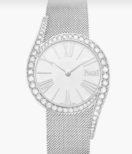 Replica Piaget Limelight Gala Piaget Luxury Watch G0A45212 Automatic White Gold Diamond Watch