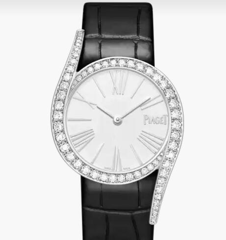 Replica Piaget Limelight Gala Piaget Luxury Watch G0A45360 Automatic White Gold Diamond Watch
