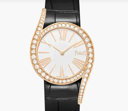 Replica Piaget Limelight Gala Piaget Women Luxury Watch G0A45361 Automatic Rose Gold Diamond Watch