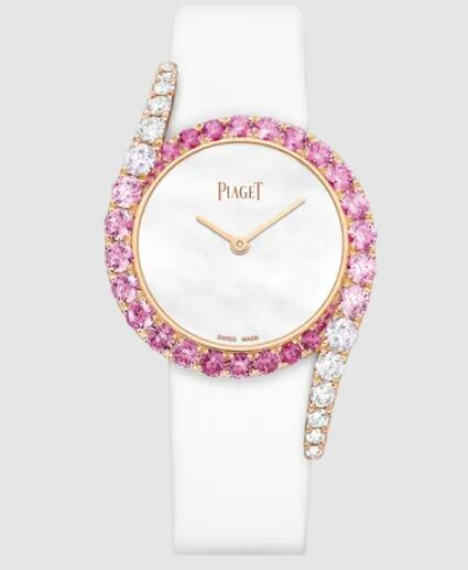 Replica Piaget Limelight Gala Watch Automatic Sapphire Diamond Watch - Piaget Luxury Watch G0A46182