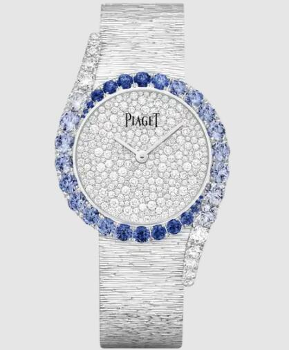 Replica Piaget Limelight Gala Watch Automatic Sapphire Diamond Watch - Piaget Luxury Watch G0A46183