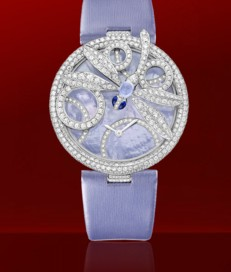 Fine Cartier watch for Dragonfly decoration Replica HPI00482
