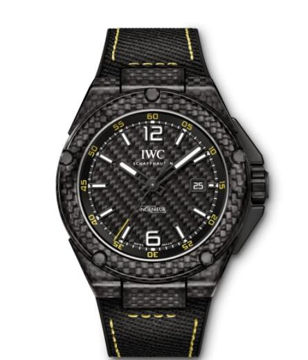IWC Ingenieur Automatic Carbon Performance Replica Watch IW322401