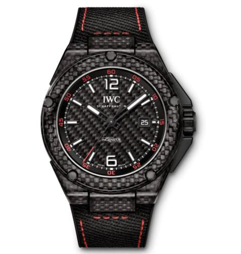 IWC Ingenieur Automatic Carbon Performance Replica Watch IW322402