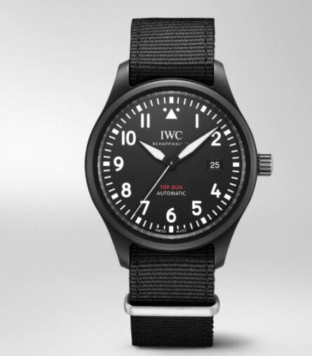 Replica IWC Pilot's Watch Automatic Top Gun Ceratanium IW326901