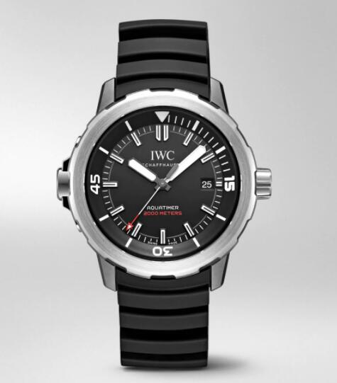 "IWC Aquatimer Automatic 2000 Edition ""35 years Ocean 2000"" Replica Watch IW329101"