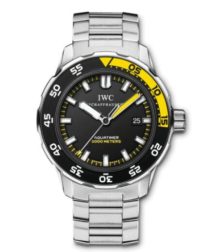 IWC Aquatimer Automatic 2000 Replica Watch IW356808