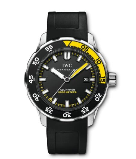 IWC Aquatimer Automatic 2000 Replica Watch IW356810