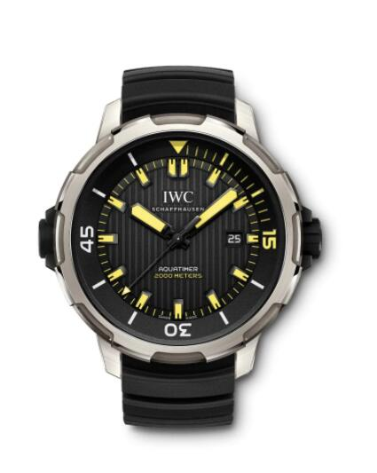 IWC Aquatimer Automatic 2000 Replica Watch IW358001