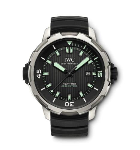 IWC Aquatimer Automatic 2000 Replica Watch IW358002