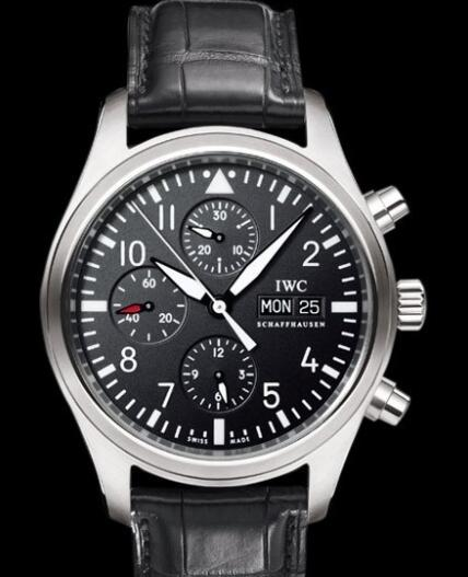 IWC Pilot's Watch Replica Chronographe IW371701