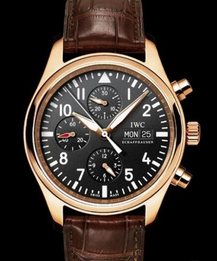 IWC Pilot's Watch Replica Chronographe IW371713