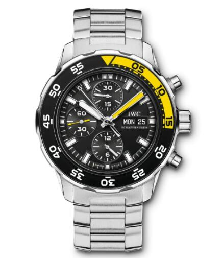 IWC Aquatimer Chronograph Replica Watch IW376708