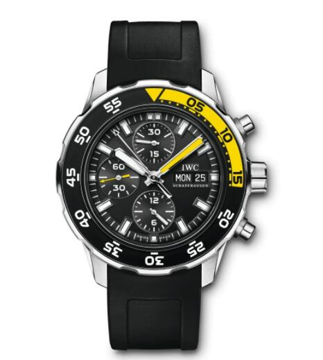 IWC Aquatimer Chronograph Replica Watch IW376709