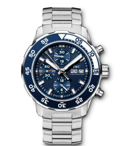 IWC Aquatimer Chronograph Replica Watch IW376710