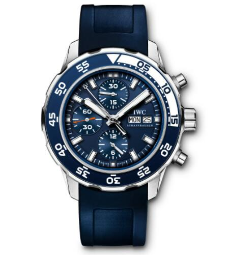 IWC Aquatimer Chronograph Replica Watch IW376711