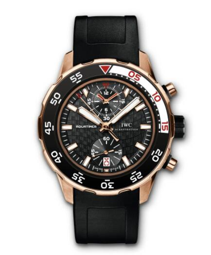 IWC Aquatimer Chronograph Replica Watch IW376905