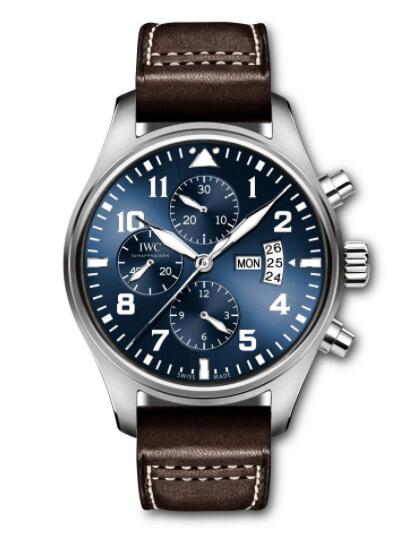 "Replica IWC Pilots Watch Chronograph Edition ""Le Petit Prince"" IW377706"
