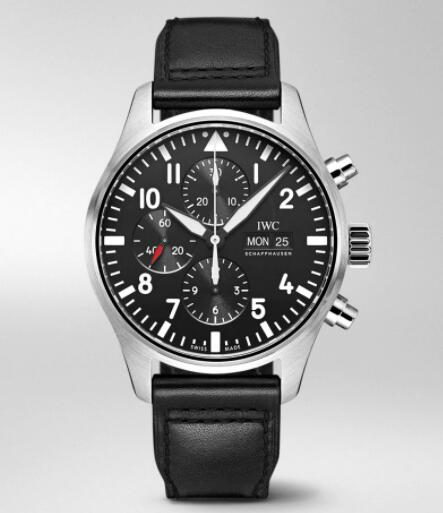 Replica IWC Pilot's Watch Chronograph IW377709