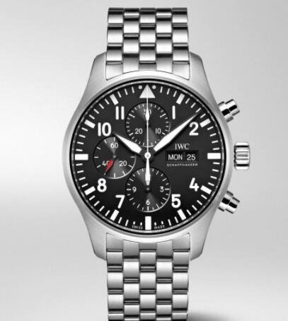 Replica IWC Pilot's Watch Chronograph IW377710