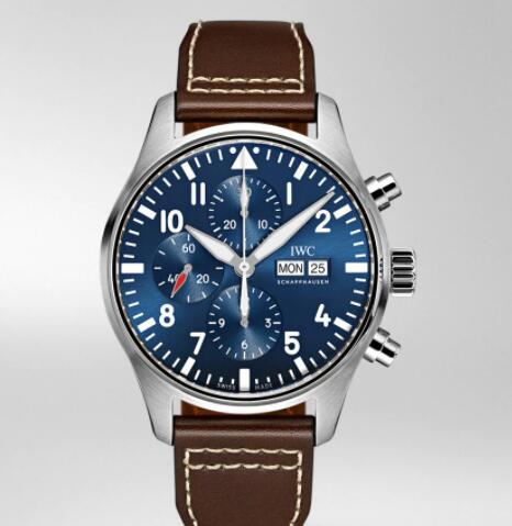 "Replica IWC Pilot's Watch Chronograph Edition ""Le Petit Prince"" IW377714"