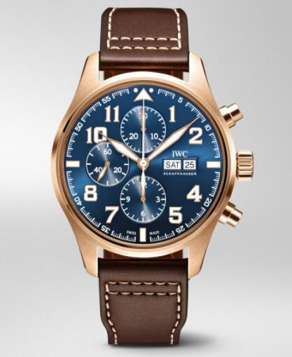 "IWC Pilot's Watch Chronograph Edition ""Le Petit Prince"" Replica Watch IW377721"