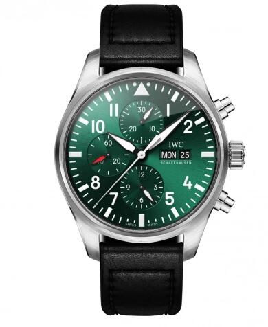 Replica IWC Pilot's Watch Chronograph Solidarity with Beirut IW377731