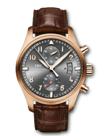 IWC Pilot Spitfire Chronograph Replica Watch IW387803