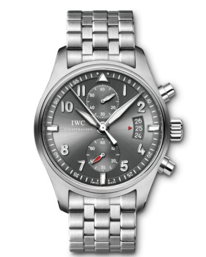 Replica IWC Pilot Watch Spitfire Chronograph IW387804