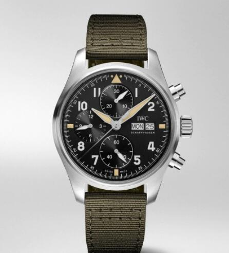 Replica IWC Pilot's Watch Chronograph Spitfire IW387901