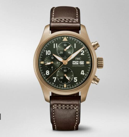 Replica IWC Pilot's Watch Chronograph Spitfire IW387902