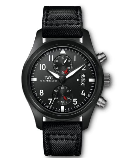 Replica IWC Pilot Watch Chronograph TOP GUN IW388001