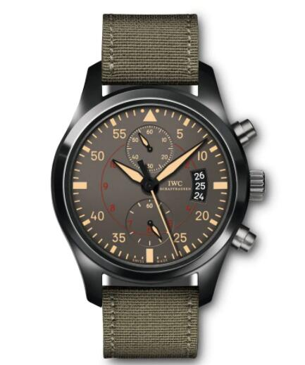 Replica IWC Pilot Watch Chronograph TOP GUN Miramar IW388002