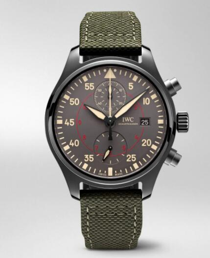 IWC Pilot Chronograph Top Gun Miramar Replica Watch IW389002