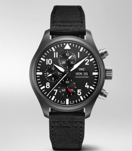 Replica IWC Pilot's Watch Chronograph Top Gun IW389101