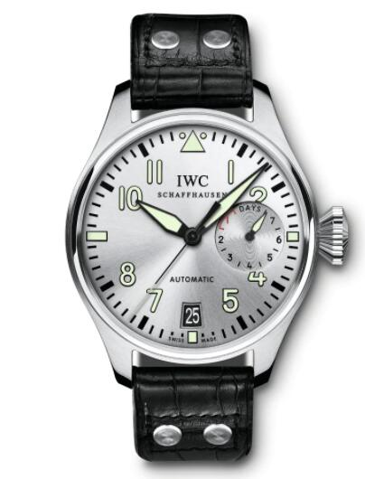 IWC Big Pilot Replica Watch For Father and Son IW500906