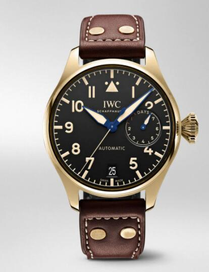 IWC Big Pilot's Watch Heritage Replica Watch IW501005