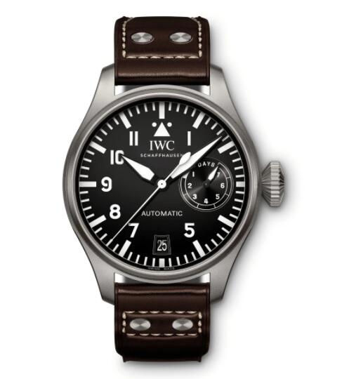 IWC Big Pilot Replica Watch IW501007