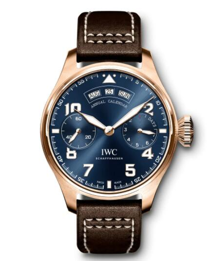 "IWC Big Pilot Replica Watch Annual Calendar Edition ""Le Petit Prince"" IW502701"