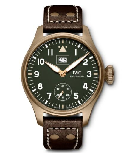 "Replica IWC Big Pilot's Watch Big Date Spitfire Edition ""Mission Accomplished"" IW510506"