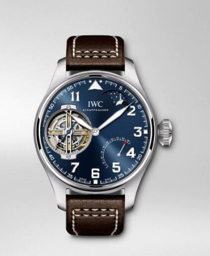 "IWC Big Pilot Constant-Force Tourbillon Edition ""Le Petit Prince"" Replica Watch IW590302"