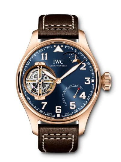 "IWC Big Pilot Constant-Force Tourbillon Edition ""Le Petit Prince"" Replica Watch IW590303"