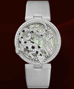 Luxury Cartier Le Cirque Animalier watch HPI00404 on sale