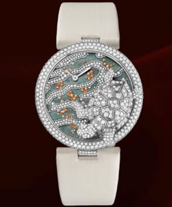 Luxury Cartier Le Cirque Animalier watch HPI00405 on sale